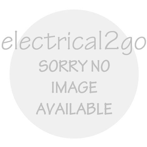 Grid Plus 20A DP 1W 'Oven' Switch Module (K4896OVWHI)