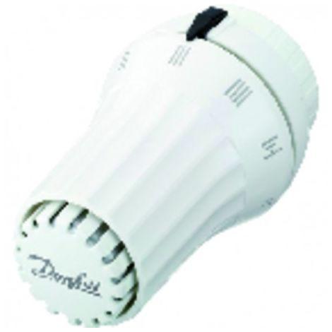 Grifería radiator - Cabezal termostática fluido RAE - DANFOSS