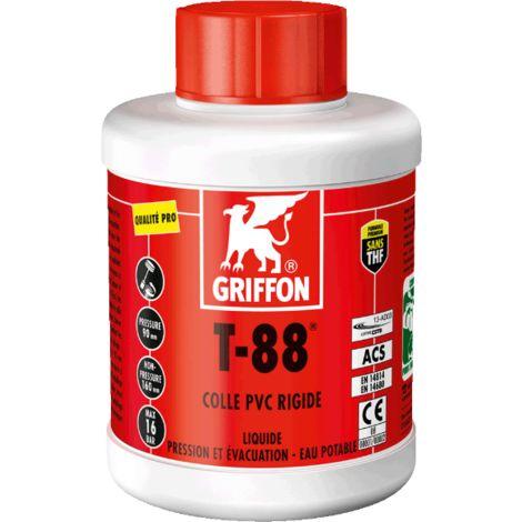 Griffon T88 colle PVC liquide - 500 ml