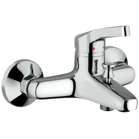 Grifo bañera monomando cromado PIREN BY EUROSANIT