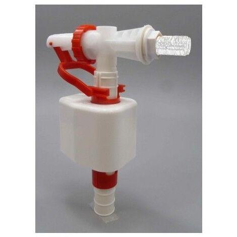 """Grifo Cisterna 3/8"""" Laton Silencioso Resina Blanco Fenyx S M"""