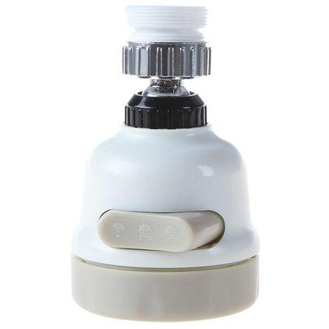 Grifo de Ahorro de Agua, Pulverizador de Filtro Regulador de Agua, Giratorio 360 ¡ã Ajustable