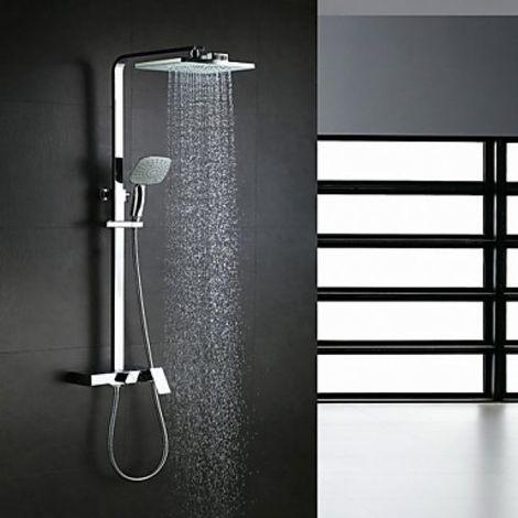 Grifo de ducha con salida de cascada