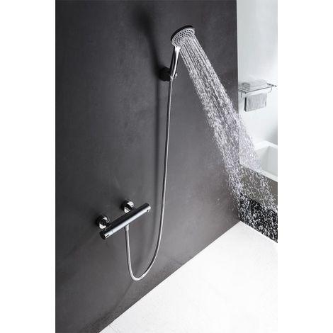 Grifo de ducha termostatico Serie Creta - IMEX