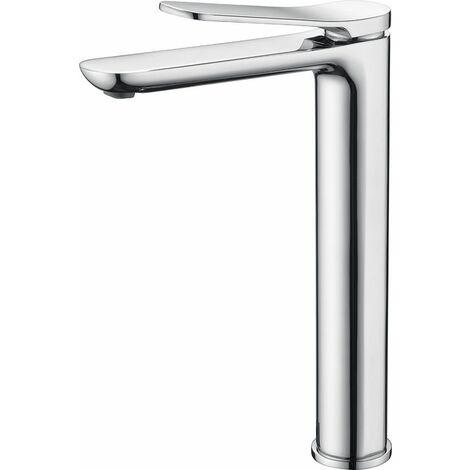 Grifo de lavabo alto pica monomando serie Dinamarca