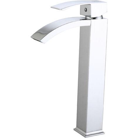 Grifo de lavabo alto serie Acacia
