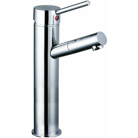 Grifo de lavabo alto serie Haya