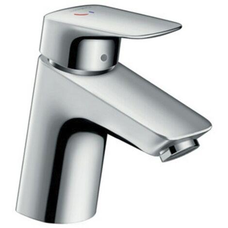 Grifo de lavabo Logis 100 con sistema COOLSTART 71103000 de Hansgrohe