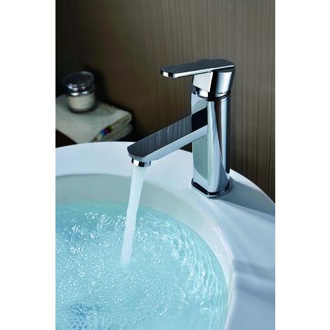 Grifo de lavabo modelo ROMA \ Cromado