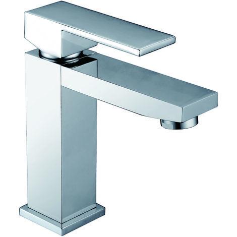 Grifo de lavabo modelo VALENCIA \ Cromado