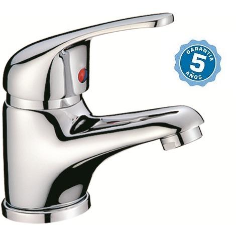 Grifo de lavabo monomando con garantia de 5 años-CL515101