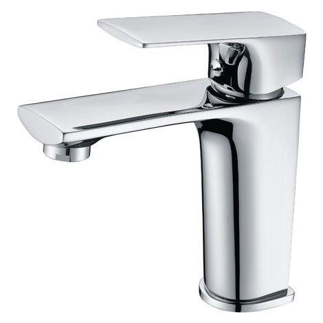 Grifo de lavabo monomando cromado Serie Bali - IMEX