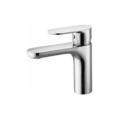 Grifo de lavabo monomando cromo serie Turia - VALAZ