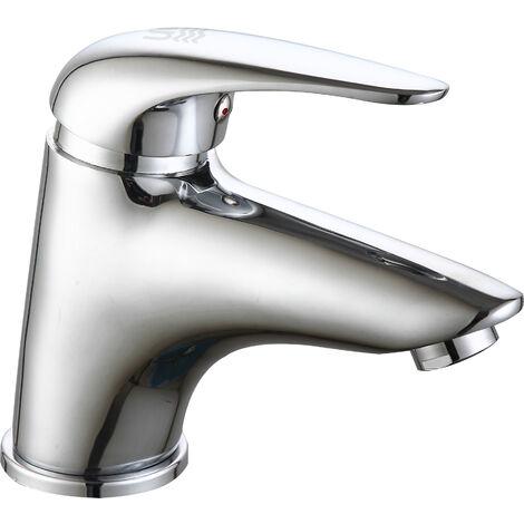 Grifo de lavabo serie Cerezo