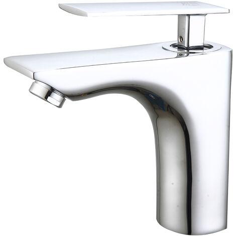 Grifo de lavabo serie Nogal