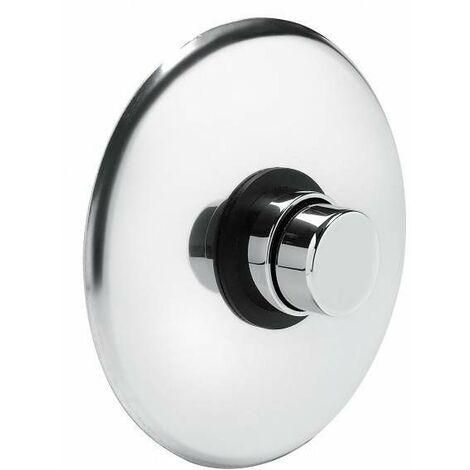 Grifo ducha empotrado temporizado con pulsador Idral Modern 08140/E-08140/E-30