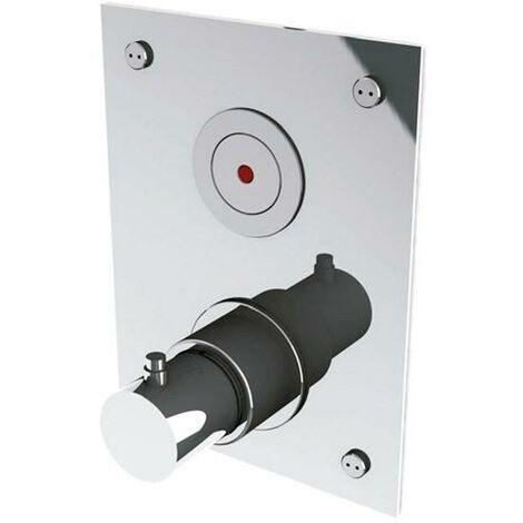 Grifo electrónico para ducha con tecnología Touch, modelo Presto Domo Touch DT.