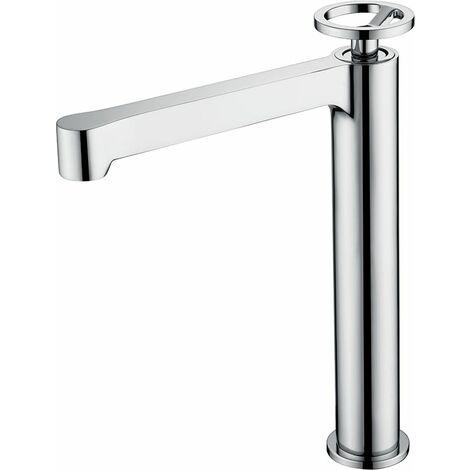 Grifo lavabo alto monomando serie Olimpo