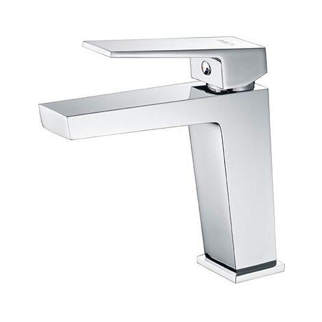 Grifo lavabo cromado monomando serie Art - IMEX