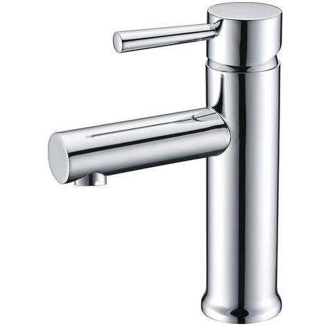 Grifo lavabo cromado monomando Serie Milan - IMEX