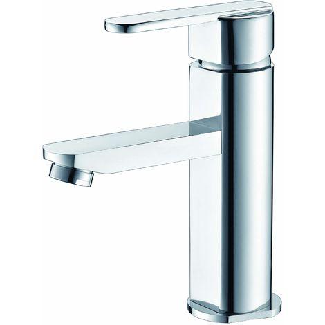 Grifo lavabo cromado monomando Serie Roma - IMEX