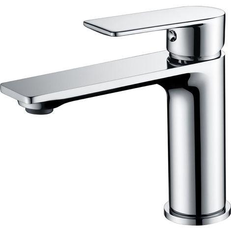 Grifo lavabo cromado monomando serie Saona - IMEX
