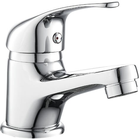 Grifo lavabo monomando cromado SIESTA BY EUROSANIT