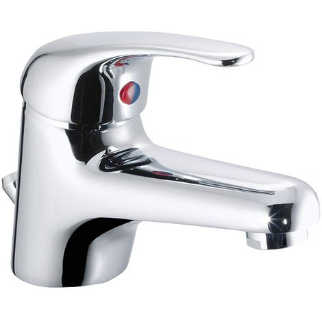 "main image of ""Grifo lavabo monomando cromado TILT BY EUROSANIT"""