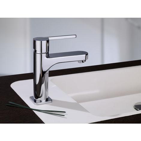 Grifo lavabo monomando cromado TRIVA BY EUROSANIT