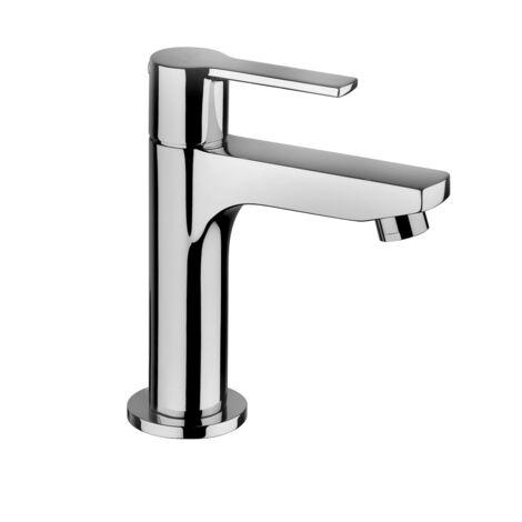 Grifo lavabo solo agua fría sin desagüe Paffoni RED090CR | Cromo