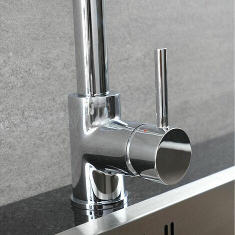 Grifo de cocina con ducha integrada