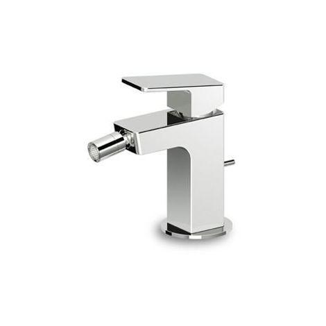 Grifo mezclador para lavabo Zucchetti jingle ZIN690 | Cromo