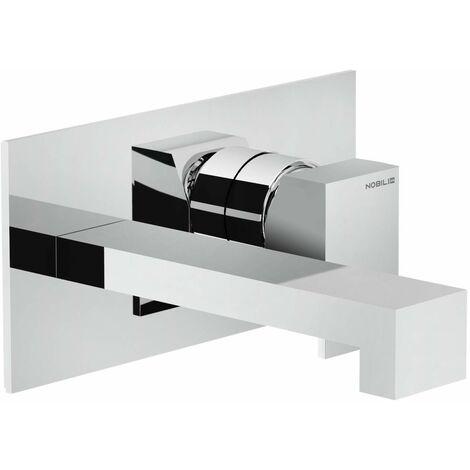 Grifo Monobloc para lavabo empotrado Nobili Mia MI102198-MI102198/1