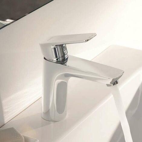 Grifo monomando de lavabo Kludi Pure & Style 100 Cromado