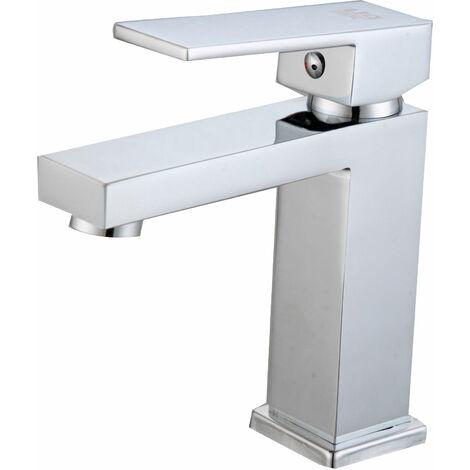 Grifo monomando de lavabo serie Encina