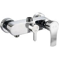 Grifo monomando para columna de ducha