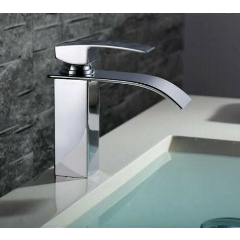 Grifo monomando para lavabo de baño ES