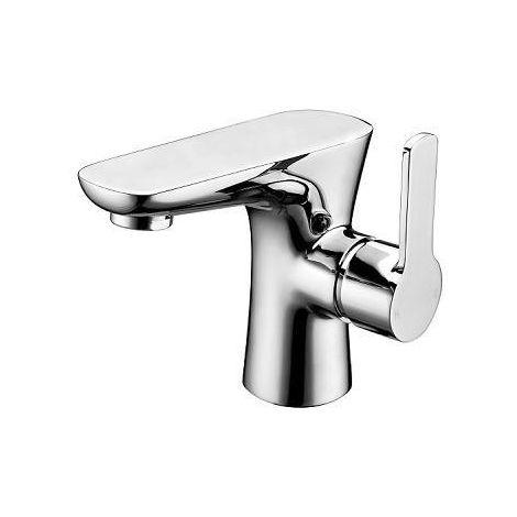 Grifo monomando para lavabo KIATO con válvula incluida
