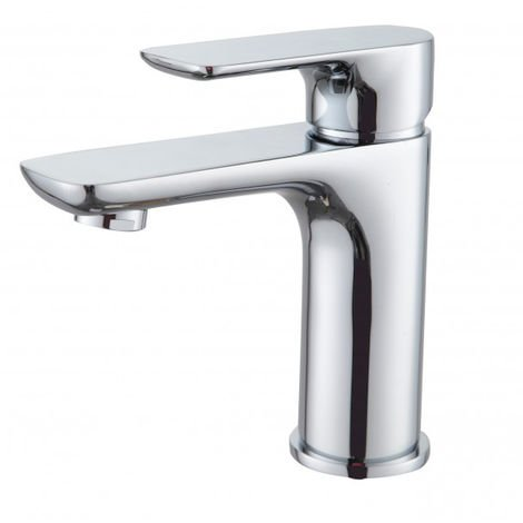 Grifo para lavabo 4024C acabado cromado