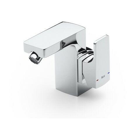 Grifo para lavabo con desagüe automático L-90 - ROCA