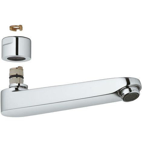 Grifo termostático de bañera Ecostat Confort 13114000 de Hansgrohe