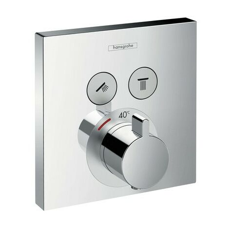 Grifo termostático de ducha ShowerSelect - HANSGROHE