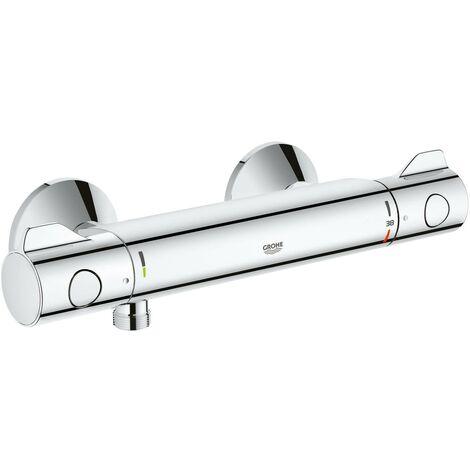 Grifo termostático para ducha o bañera Grohtherm 800 - GROHE - Tipo de Grifería: Ducha