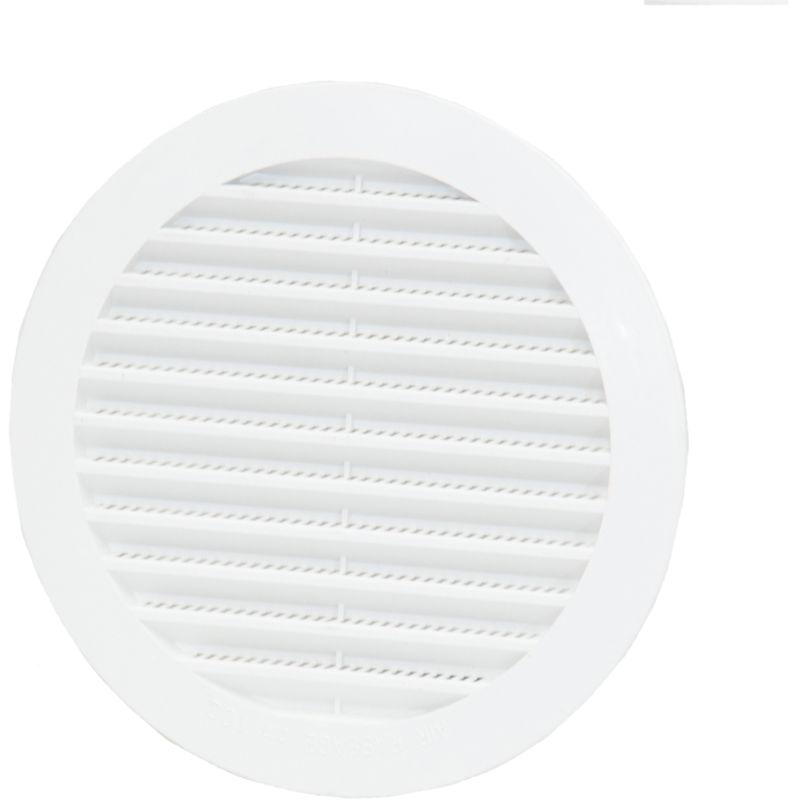 204x230 mm Griglia di Aerazione Sovrapposta in Abs misura