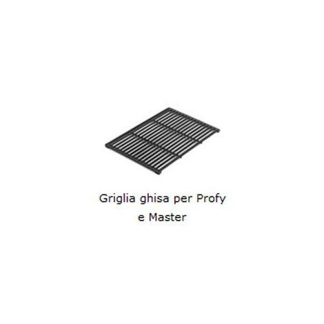 Griglia ghisa 48.5x32.5 cm