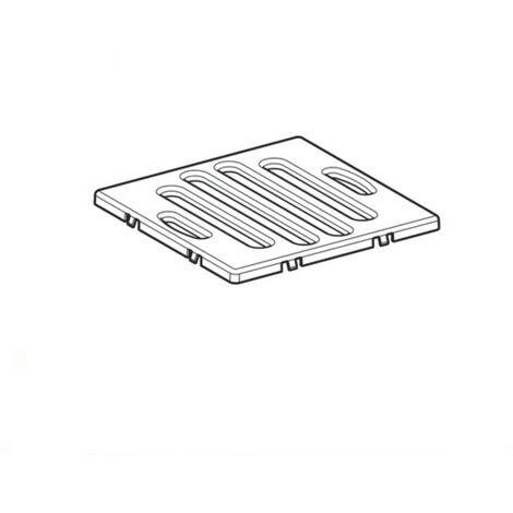 """main image of """"griglia per sifone a pavimento 241.640.00.1 GEBERIT"""""""
