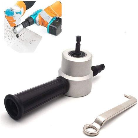 grignoteuse de tôle pour perforatrice grignoteuse de tôle à deux têtes, tôle électrique coupe-métal
