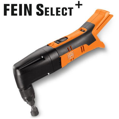 Grignoteuse sans fil ABLK 18V 1.6mm E Select FEIN - sans batterie ni chargeur - en coffret - 71320461000