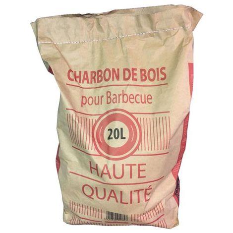 GRILL 20L - Charbon de bois épuré qualité restaurant - 20L