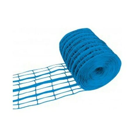 Grillage avertisseur bleu 30cm - 100m